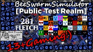 Test Realm - 281Part2 - ROBLOX - Bee Swarm Simulator