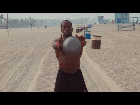 A Marathon of Power (Uncut) - 106LB Kettlebell 1,801 throws non-stop!
