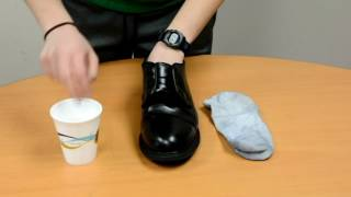 AFROTC Shoe Shining HD