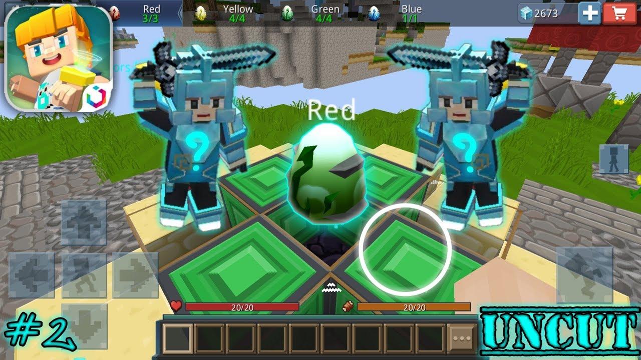 Download Eggwars Uncut WOW WIN LEGENDARY!! | Blockman Go : Blocky mods