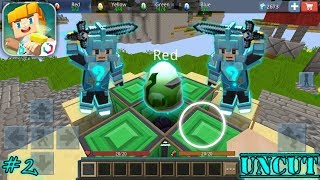 Eggwars Uncut WOW WIN LEGENDARY!! | Blockman Go : Blocky mods