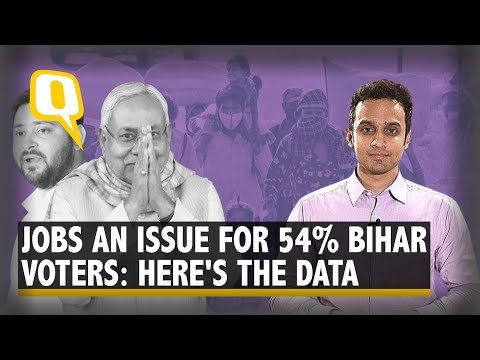 Bihar Elections | 54% Biharis to Vote on Jobs Mudda:  But Why Are So Many Unemployed?  | The Quint