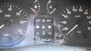 """voyant prechauffage fixe et """"moteur stop"""" clignotent kangoo"""