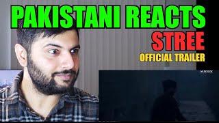 Pakistani Reacts to Stree Official Trailer | Rajkummar Rao,