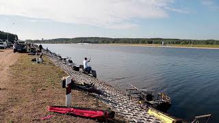XXI European Coarse Fishing Championship 2015. Чемпионат Европы по поплавку 2015.