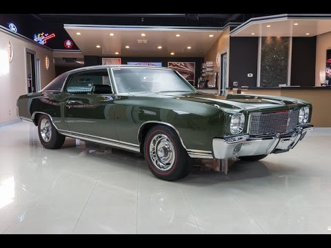 2016 Chevy Monte Carlo >> 1970 Chevrolet Monte Carlo For Sale - YouTube