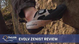 Outside Evolv Zenist review