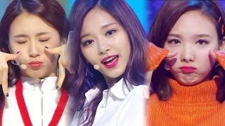 《Comeback Special》 TWICE (트와이스) - TT @인기가요 Inkigayo 20161106