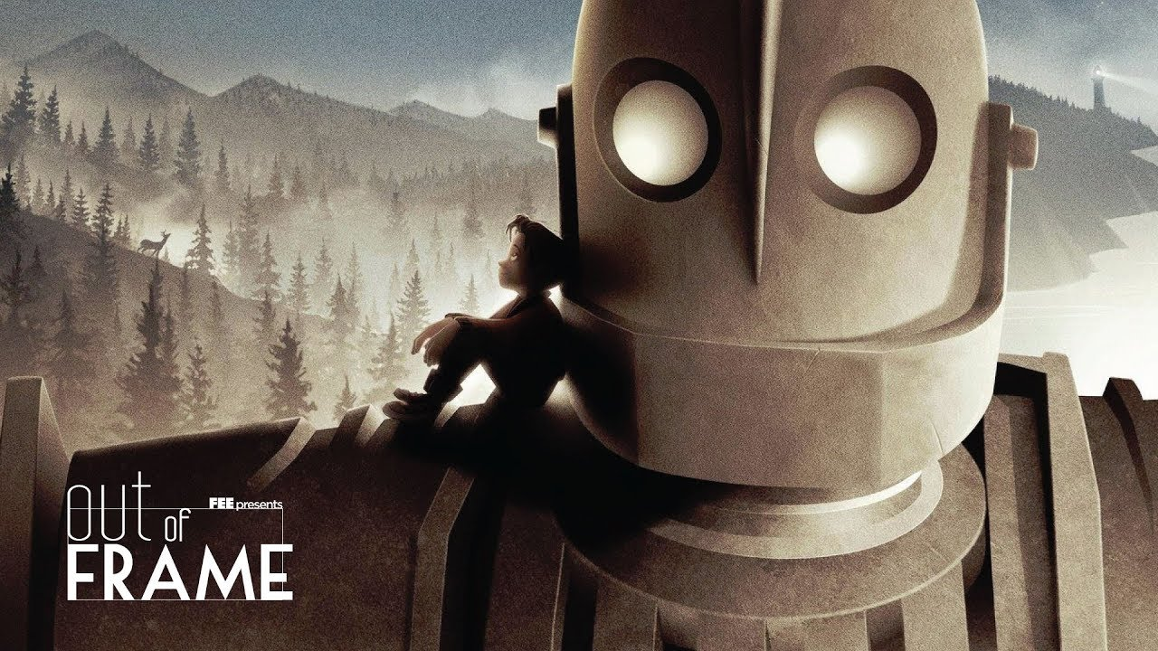 The Iron Giant You Are Who You Choose To Be
