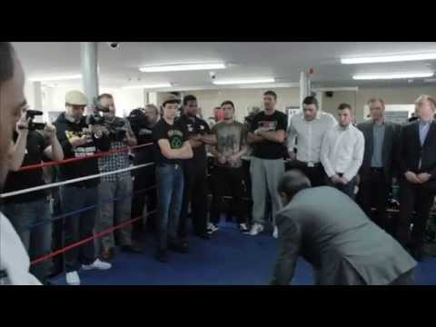 Team Fury Gym Opening Day Footage - Part 3