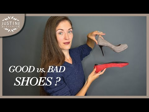 050ec3ed55b How to recognize good vs. bad quality shoes