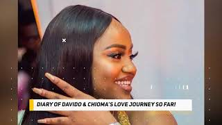 #TheCHRONICLES: DAVIDO's LOVE STORY WITH CHEF CHIOMA