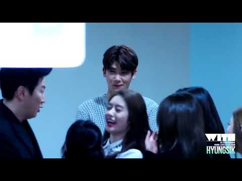 Jiyeon and park hyungsik i hope they are have some jobs someday.