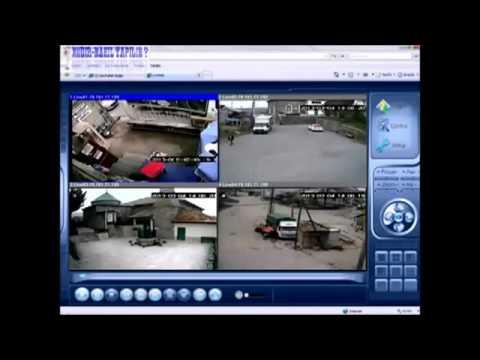 kamera kayıtlarını bilgisayarda izleme