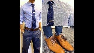Best formal dress pants shirt for men