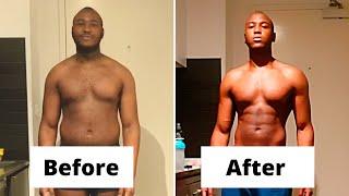 My Realistic Body Transf๐rmation   3 Months