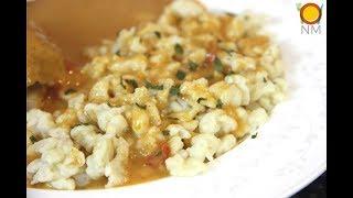 НОКЕДЛИ-венгерские галушки. Классика венгерской кухни. Минимум продуктов- максимум удовольствия!