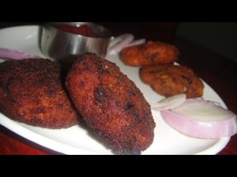 Vegetable Cutlet | வெஜ் கட்லெட் | Two Methods | Recipe | Gowri Samayalarai