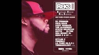 "REKS- ""The Underdog"" (Prod. Blaze P)"