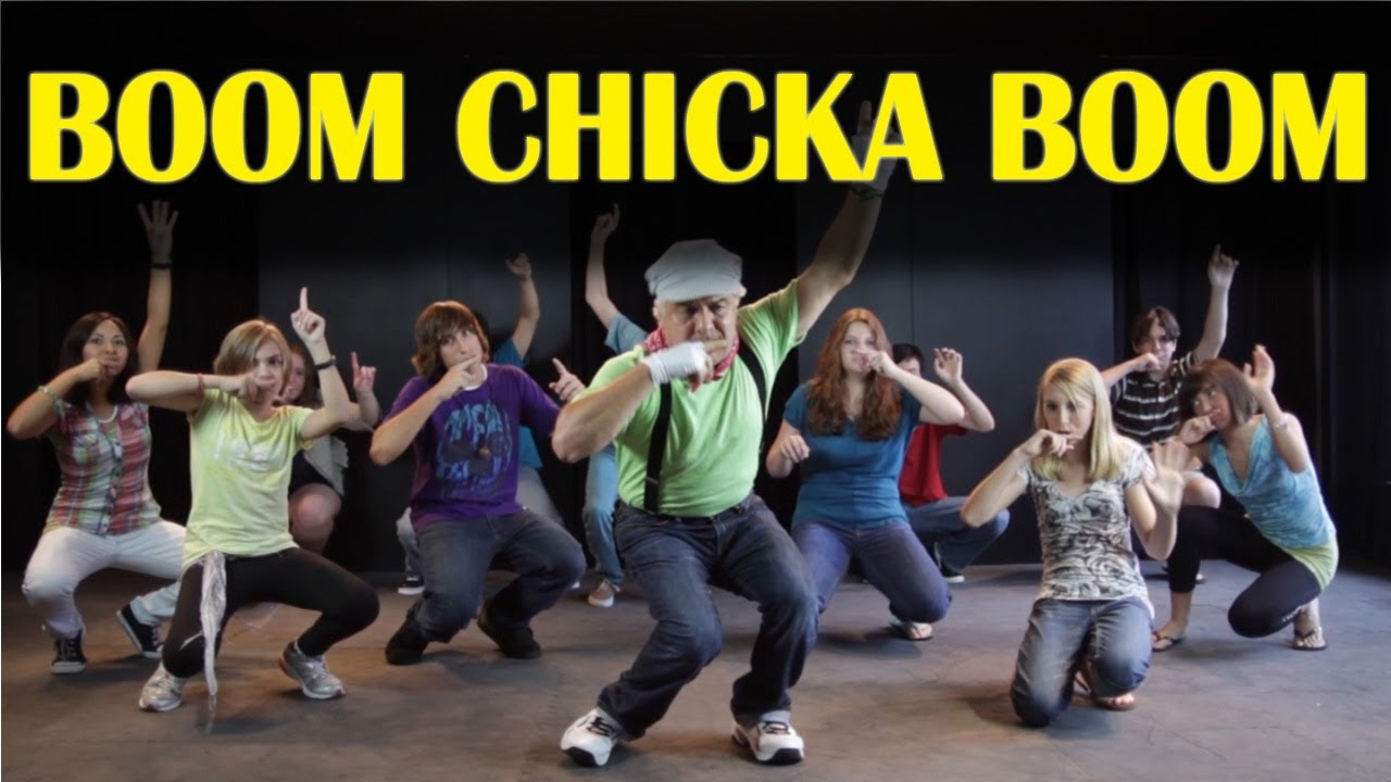 Boom Chicka Boom  The Learning Station  YouTube