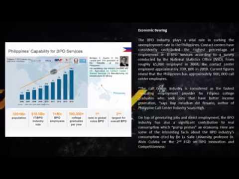 The Philippine BPO and its Impact on the Economy