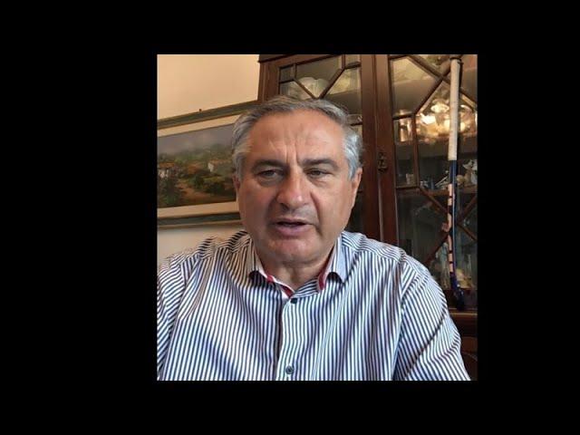 Comunicazione video del Presidente FIH Sergio Mignardi