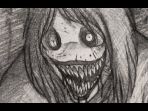 How To Draw Jeff The Killer Jeff The Killer Drawing Step