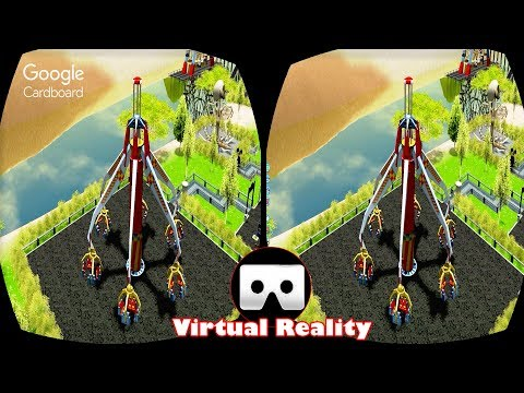 3D CLAW OF DOOM RIDE VR Videos 3D SBS Google Cardboard VR Virtual Reality VR Box