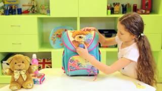 Обзор школьного рюкзака Kite Popcorn