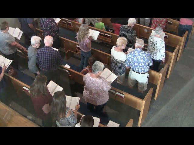 Zion Sunday Service, September 19th, 2021