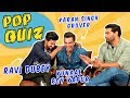 Karan Singh Grover, Ravi Dubey & Kunaal Roy Kapur Take The Full Form Quiz | 3 DEV