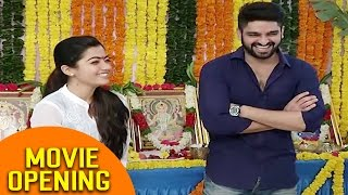 Telugutimes.net Naga Shourya New Movie Opening
