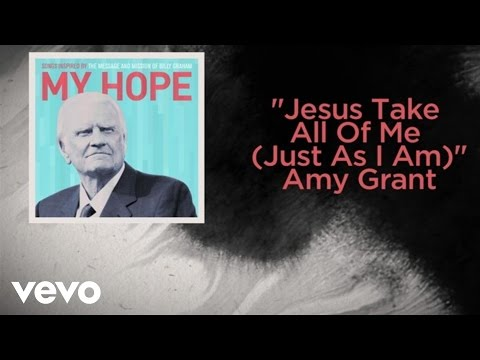 Jesus, Take All Of Me (Just As I Am) (Lyric Video)