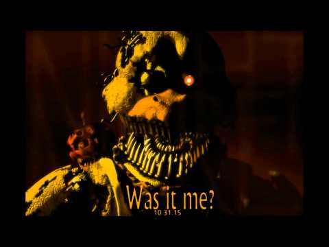 "Chica gets the ""Nightmare"" treatment!"