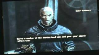 Fallout New Vegas PS3 Gameplay Power Armor Training