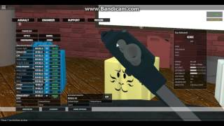 Roblox - Phantom Forces: HK G36C /w Attachments Review