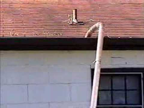 Gutter Cleaning Machine Youtube