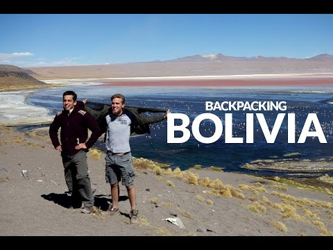 Backpacking Around Bolivia