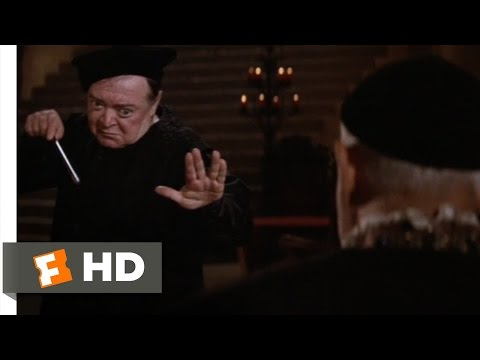 The Raven (6/11) Movie CLIP - Bedlo vs. Scarabus (1963) HD