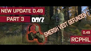 DayZ SA 0.49 Update | SMERSH VEST  |  RUS/NATO  HELI CRASH SITE | COM Event 2 |German HD