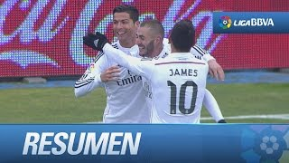 Resumen de Getafe CF (0-3) Real Madrid