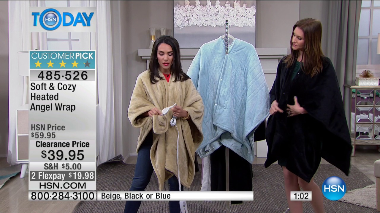 hsn | hsn today: soft & cozy home clearance 02.08.2017 - 07 am