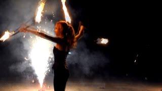 Огненно-пиротехническое шоу | Ростов-на-Дону | Game Of Flame