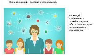 Секреты эффективного общения участников образовательного процесса
