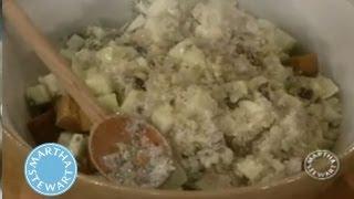 Cornbread Stuffing | Thanksgiving Recipes | Martha Stewart
