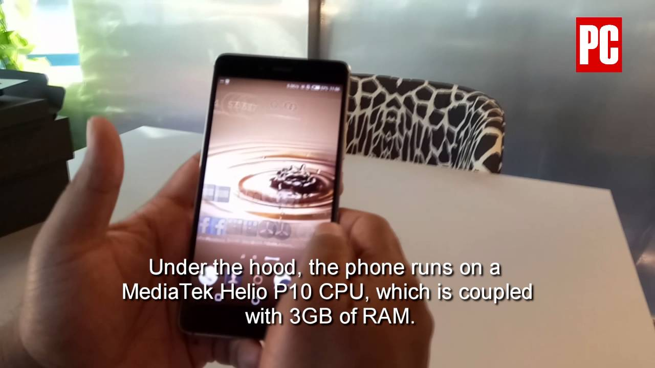 Watch: Unboxing the new Tecno Phantom 6 - PC Mag Middle East