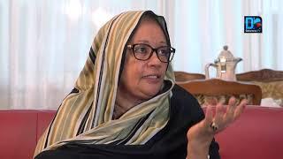 Cap Manuel : Fatimé Raymonde Habré prend l'Etat pour responsable de tout ce qui pourrait arriver a