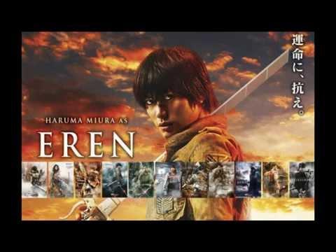 Shiro Sagisu - Temper the Wind (Attack on Titans Movie OST)