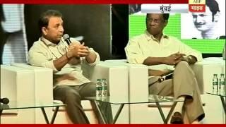 Mumbai: former crickter ajit wadekar felicitation :sunil gavaskar speech