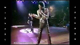 Michael Jackson - Heartbreak Hotel - Live In Brisbane Bad Tour 1987 - ReMastered - High Definition